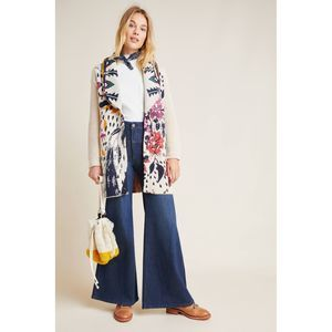 New Anthropologie Maritza Floral Coat  Aldomartins